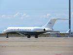 White Pelicanさんが、中部国際空港で撮影したレッドラインエア BD-700-1A11 Global 5000の航空フォト(写真)