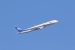 気分屋さんが、羽田空港で撮影した全日空 777-381の航空フォト(写真)
