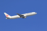 気分屋さんが、羽田空港で撮影した日本航空 767-346/ERの航空フォト(写真)