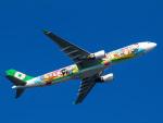 Mame @ TYOさんが、羽田空港で撮影したエバー航空 A330-302Xの航空フォト(写真)