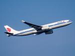 Mame @ TYOさんが、羽田空港で撮影した中国国際航空 A330-343Xの航空フォト(写真)