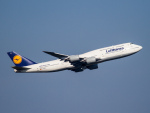 Mame @ TYOさんが、羽田空港で撮影したルフトハンザドイツ航空 747-830の航空フォト(写真)
