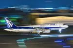 いっち〜@RJFMさんが、宮崎空港で撮影した全日空 A320-211の航空フォト(写真)