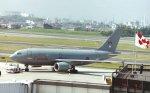 新城良彦さんが、伊丹空港で撮影したカナダ軍の航空フォト(写真)
