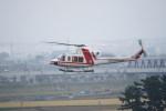 kumagorouさんが、仙台空港で撮影した朝日航洋 412EPの航空フォト(写真)