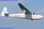 Chofu Spotter Ariaさんが、妻沼滑空場で撮影した日本個人所有 Ka 6CRの航空フォト(飛行機 写真・画像)
