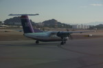 トシさんさんが、デンバー国際空港で撮影したピードモント・エアラインズ DHC-8-201 Dash 8の航空フォト(写真)