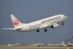speedbirdさんが、那覇空港で撮影した日本トランスオーシャン航空 737-4Q3の航空フォト(写真)