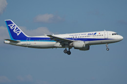 apphgさんが、羽田空港で撮影した全日空 A320-211の航空フォト(写真)