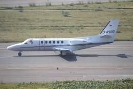 KAKOさんが、中部国際空港で撮影した不明 551 Citation II/SPの航空フォト(飛行機 写真・画像)
