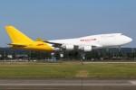 マリオ先輩さんが、横田基地で撮影したカリッタ エア 747-4H6M(BCF)の航空フォト(写真)