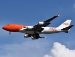 こじゆきさんが、シンガポール・チャンギ国際空港で撮影したTNT航空 747-4HAF/ER/SCDの航空フォト(写真)