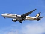 こじゆきさんが、シンガポール・チャンギ国際空港で撮影したシンガポール航空 777-212/ERの航空フォト(写真)