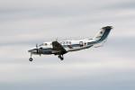 もぐ3さんが、新潟空港で撮影した海上保安庁 B300の航空フォト(写真)