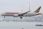 たみぃさんが、香港国際空港で撮影したエチオピア航空 787-8 Dreamlinerの航空フォト(写真)