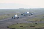 RAOUさんが、関西国際空港で撮影したキャセイパシフィック航空 A350-941XWBの航空フォト(写真)