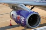 せせらぎさんが、中部国際空港で撮影した香港エクスプレス A320-232の航空フォト(写真)