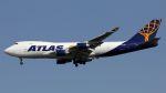 やまちゃんさんが、仁川国際空港で撮影したアトラス航空 747-47UF/SCDの航空フォト(写真)