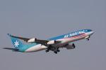 元青森人さんが、成田国際空港で撮影したエア・タヒチ・ヌイ A340-313Xの航空フォト(写真)