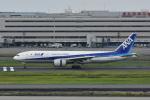 よしポンさんが、羽田空港で撮影した全日空 777-281の航空フォト(写真)