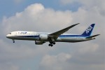 YASKYさんが、成田国際空港で撮影した全日空 787-9の航空フォト(写真)
