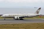 SKY TEAM B-6053さんが、中部国際空港で撮影したエティハド航空 777-FFXの航空フォト(写真)