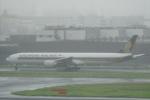 pringlesさんが、羽田空港で撮影したシンガポール航空 777-312/ERの航空フォト(写真)