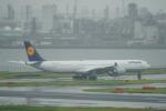 pringlesさんが、羽田空港で撮影したルフトハンザドイツ航空 A340-642の航空フォト(写真)