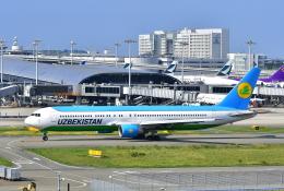 kix-boobyさんが、関西国際空港で撮影したウズベキスタン航空 767-33P/ERの航空フォト(写真)