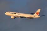 latchさんが、伊丹空港で撮影した日本航空 777-246の航空フォト(写真)