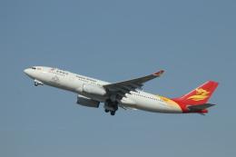 TAOTAOさんが、ウルムチ地窩堡国際空港で撮影した北京首都航空 A330-243の航空フォト(飛行機 写真・画像)