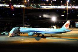 まいけるさんが、羽田空港で撮影した中国国際航空 A321-213の航空フォト(写真)