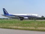 tokadaさんが、名古屋飛行場で撮影したエアーニッポン A320-211の航空フォト(写真)