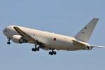 yukitoさんが、名古屋飛行場で撮影した航空自衛隊 767-2FK/ERの航空フォト(写真)