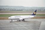 tokadaさんが、チューリッヒ空港で撮影したルフトハンザドイツ航空 737-330の航空フォト(写真)