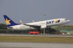 speedbirdさんが、那覇空港で撮影したスカイマーク 737-86Nの航空フォト(写真)