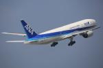speedbirdさんが、那覇空港で撮影した全日空 777-281の航空フォト(写真)