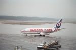 tokadaさんが、チューリッヒ空港で撮影したスルタン・エア 737-248の航空フォト(写真)