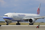 speedbirdさんが、那覇空港で撮影したチャイナエアライン 777-309/ERの航空フォト(写真)