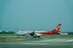 panda-nobuさんが、台湾桃園国際空港で撮影した香港航空 A330-343Xの航空フォト(写真)