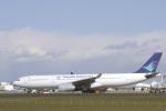 senyoさんが、成田国際空港で撮影したガルーダ・インドネシア航空 A330-341の航空フォト(写真)
