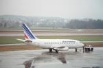 tokadaさんが、チューリッヒ空港で撮影したエールフランス航空 737-2K5/Advの航空フォト(写真)