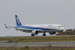 sakanayahiroさんが、釧路空港で撮影した全日空 A321-272Nの航空フォト(写真)