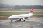 tokadaさんが、チューリッヒ空港で撮影したエア・マルタ 737-2Y5/Advの航空フォト(写真)