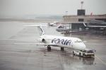 tokadaさんが、チューリッヒ空港で撮影したアドリア航空 DC-9-32の航空フォト(写真)