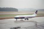 tokadaさんが、チューリッヒ空港で撮影したブリティッシュ・エアウェイズ 737-4S3の航空フォト(写真)