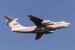 banshee02さんが、成田国際空港で撮影したアエロフロート・ロシア航空 Il-76TDの航空フォト(写真)