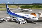 ワーゲンバスさんが、宮古空港で撮影したANAウイングス 737-54Kの航空フォト(写真)