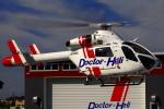 3104さんが、埼玉医大総合医療センターで撮影した朝日航洋 MD-900 Explorerの航空フォト(写真)