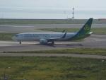 PW4090さんが、関西国際空港で撮影した春秋航空日本 737-8ALの航空フォト(写真)